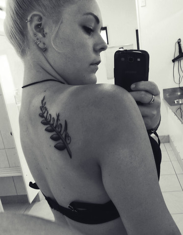 - (Tattoo, Unsicherheit, Neuseeland)