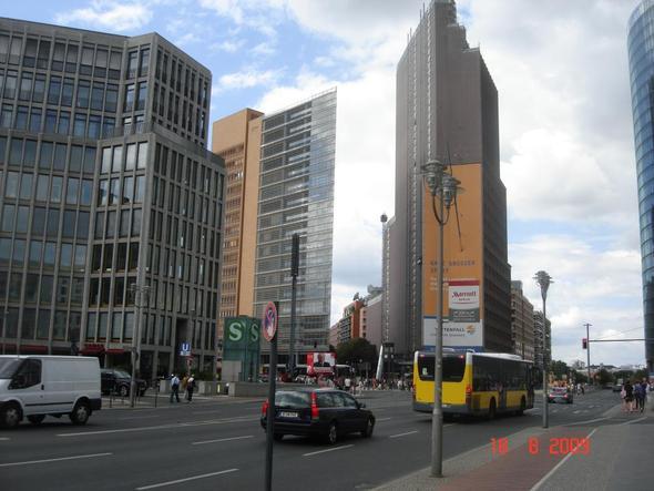 Potsdamer Platz - (deutsch, Geschichte, Deutschland)
