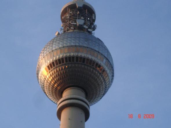 Fernsehturm am Alex - (deutsch, Geschichte, Deutschland)