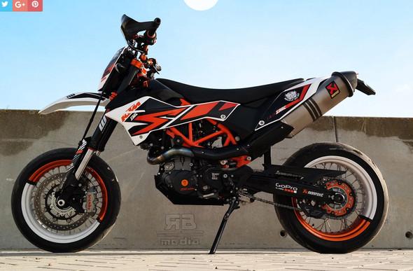 - (Motorrad, KTM)