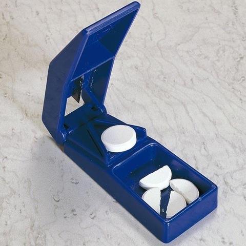 Tablettenzerkleinerer - (Angst, Tabletten, ersticken)
