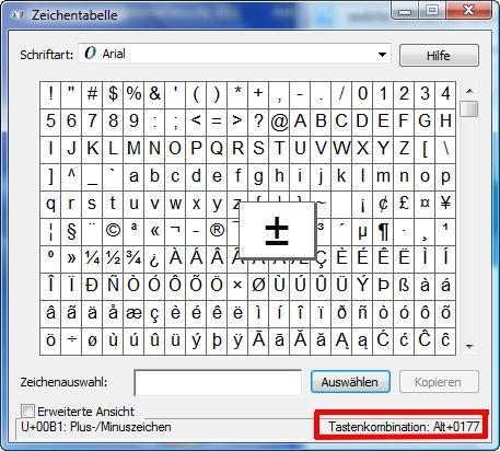 Ascii Code Herz