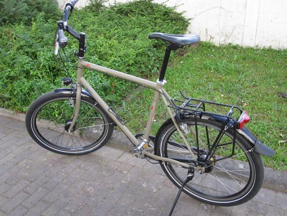 - (Fahrrad, Nabenschaltung, Gebrauchtkauf)