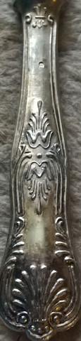 dekor2 - (Silber, Stempel, Besteck)