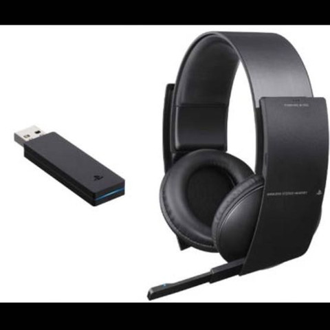PS3 Headset - (PC, Technik, PS3)