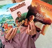 Bilduntertitel eingeben... - (Religion, zeugen-jehovas)