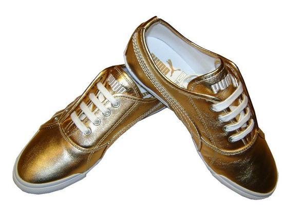wo gibts g nstige goldene sneakers schuhe sneaker. Black Bedroom Furniture Sets. Home Design Ideas