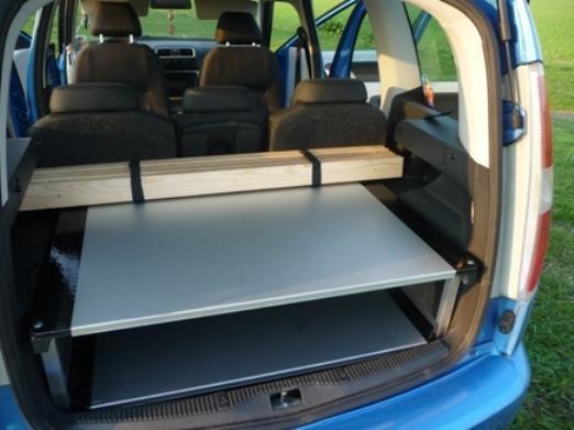 Suzuki Jimny Van Conversion