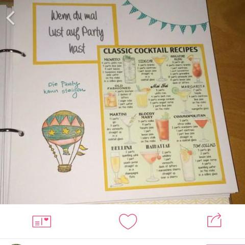 Wie Kann Ich Ein Buch Für Meine Freundin Zum 18geburtstag Gestalten