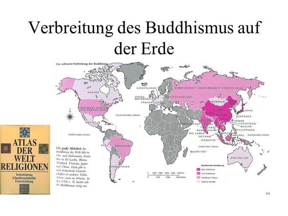 k nnt ihr mir etwas zu der verbreitung des buddhismus in der welt machen schule religion. Black Bedroom Furniture Sets. Home Design Ideas