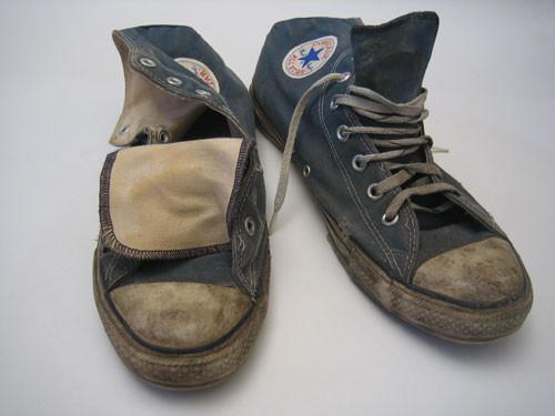 Kann man Schuhe im Klamottenladen zurückgeben wenn