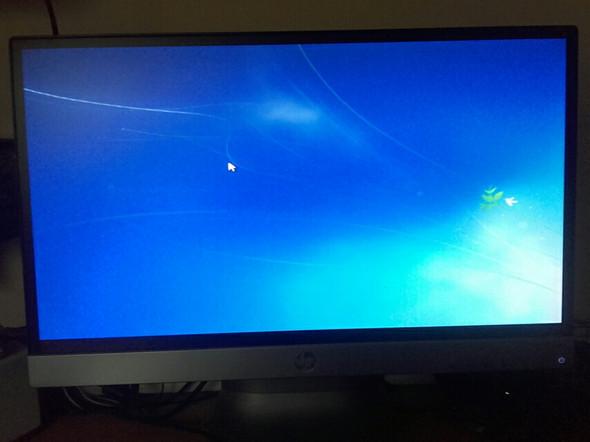 Ich kann hier nur die Maus bewegen - (Computer, PC, Windows)