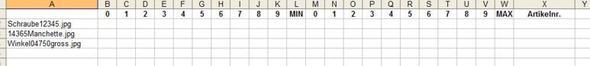 Bild 1 - (Excel, Formel, Filter)