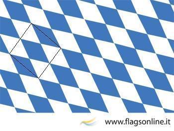 Raute - (Grafik, Bayern, Muster)