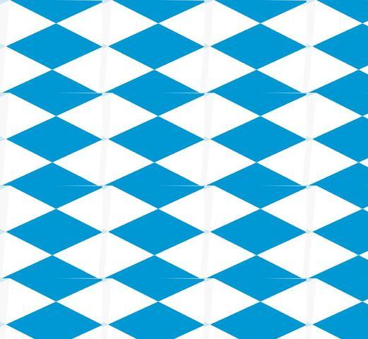 So geht's auch nicht - (Grafik, Bayern, Muster)