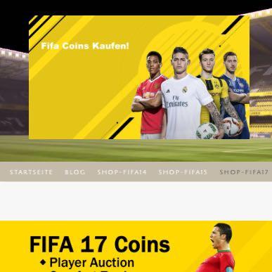 Das ist die Website - (Games, Fußball, ea)