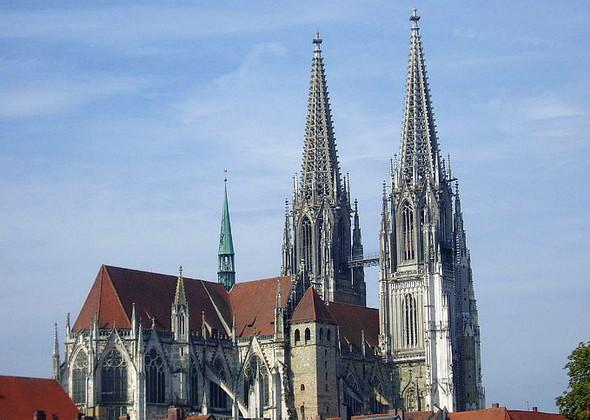 Gotik - (Deutschland, baustil)