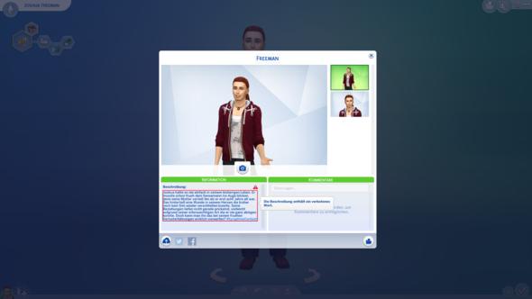 - (Sims 4, Galerie)