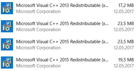Microsoft Visual C++ 2003 - 2015 - (Computer, Microsoft, Acer)