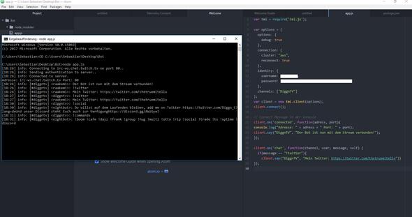 Code - (programmieren, Java, twitch)