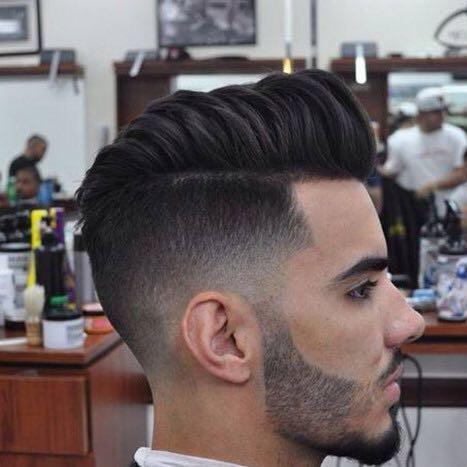 Männer Haarschnitt  - (Liebe, Beziehung, Haare)