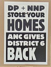 ANC - (Schule, Referat, Südafrika)