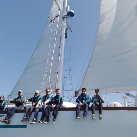 Jugendtörn Esprit - (Urlaub, segeln)