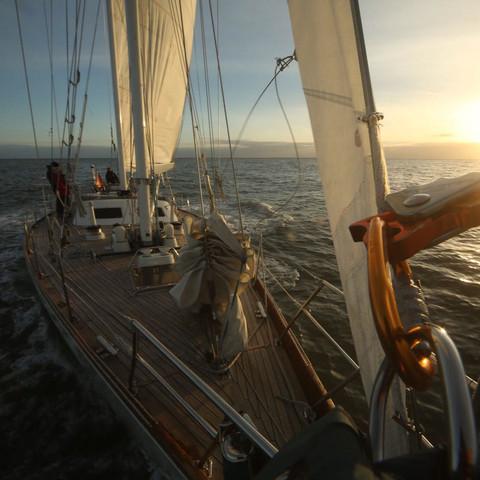 Sunset Esprit - (Urlaub, segeln)