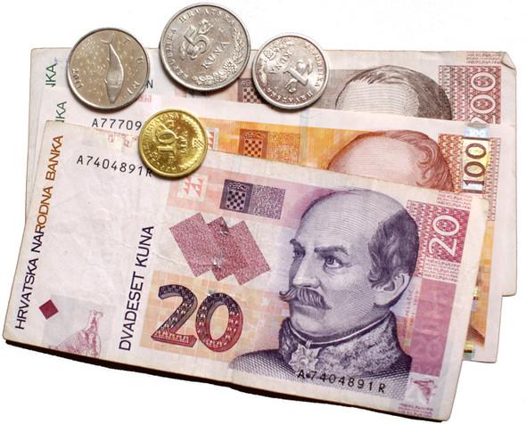 kroatisches Bargeld - (Geld, Reise, Bank)