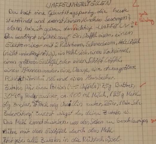 5. Klasse - (Schule, Sprache, lernen)