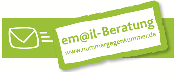 Logo E-Mail-Beratung - (Mädchen, Angst, Depression)