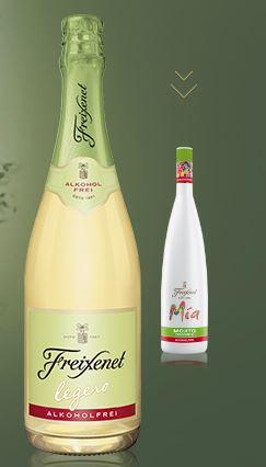 Freixenet-legero-alkoholfrei - (Bilder, Genuss, Sekt)