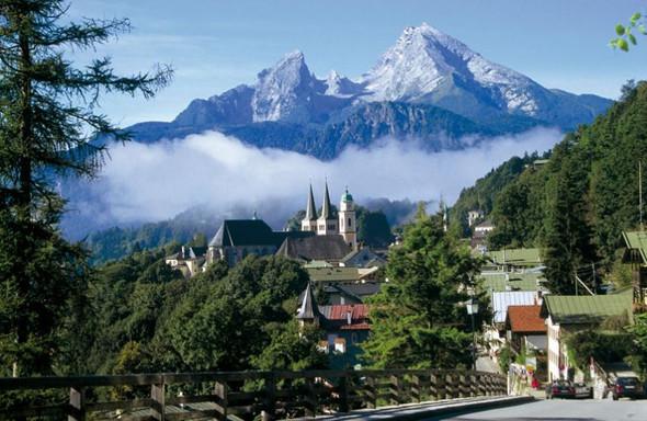 Berchtesgaden - (Freizeit, Urlaub, Reise)