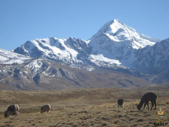 Mein Lieblingsberg, der Huayna Potosi - (Urlaub, Reise, Baby)