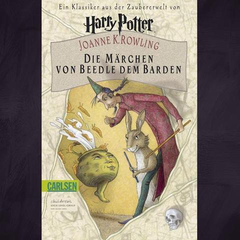 Die Märchen von Beedle dem Barden - (Buch, Harry Potter)