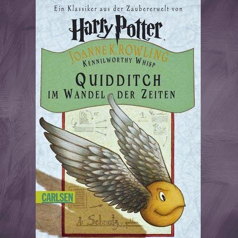Quidditch im Wandel der Zeiten - (Buch, Harry Potter)