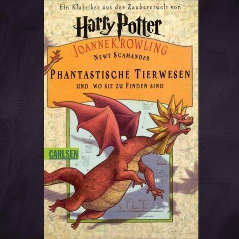 Phantastische Tierwesen und wo sie zu Finden sind - (Buch, Harry Potter)