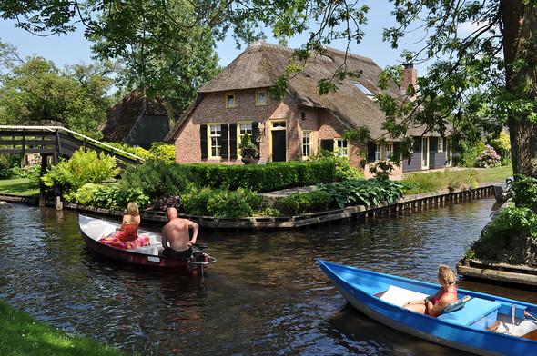 Giethoorn - (Urlaub, Ferien, Meer)