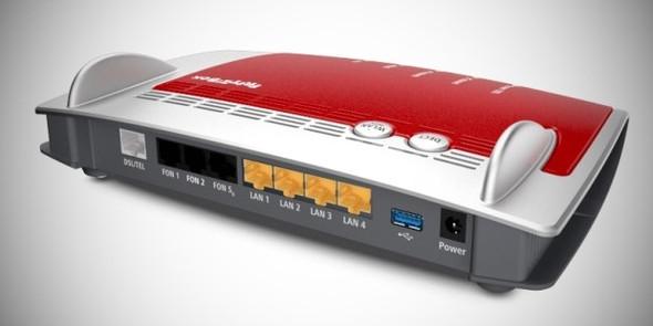 - (WLAN, Router, LAN)