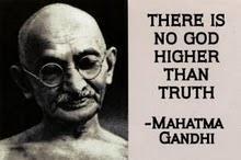 gandhi - (Recht, Gesetz, Islam)