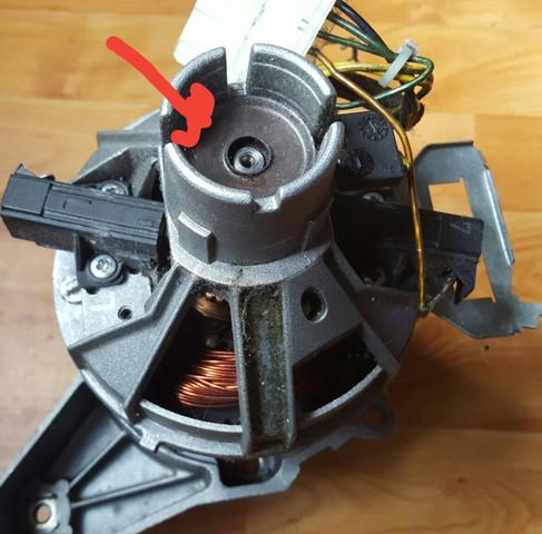 Bild 2 - (Haushalt, Waschmaschine, Waschmaschinenmotor)