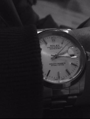 - (Modell, Rolex, Datejust)