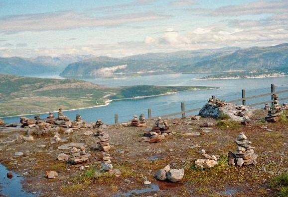 Norwegens Landschaften  - (Reise, Farbe, Irland)