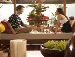 Flitterwochen auf eine einsamen Insel - (Film, Twilight, Vampire)