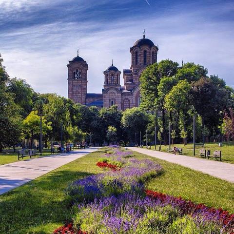 Belgrad - (Stadt, Länder, Europa)