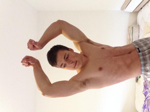 - (Sport, Bodybuilding, Muskulatur)