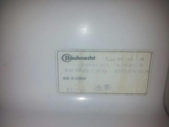 - (Elektronik, Elektrotechnik, Kühlschrank)