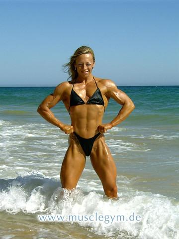 Muskelfrau 2 - (Liebe, Frauen, Menschen)