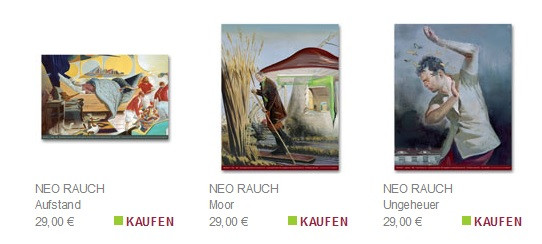 Neo Rauch Poster kaufen - (Poster, kunstdruck, Neo Rauch)