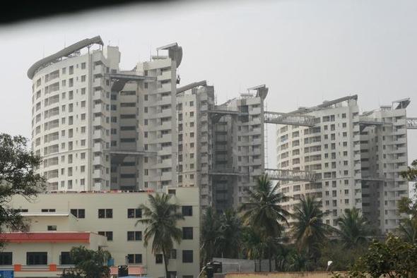Apatements in Bangalore - (Menschen, wohnen, Welt)